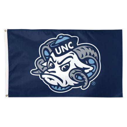 North Carolina Tar Heels Secondary Flag - Deluxe 3' X 5'