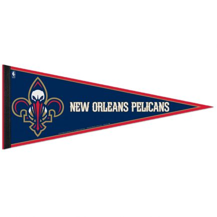 """New Orleans Pelicans Classic Pennant, carded 12"""" x 30"""""""