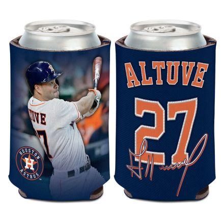 Houston Astros Can Cooler 12 oz. Jose Altuve