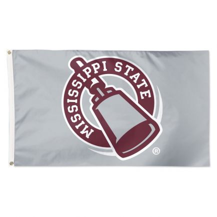 Mississippi State Bulldogs SECONDARY Flag - Deluxe 3' X 5'