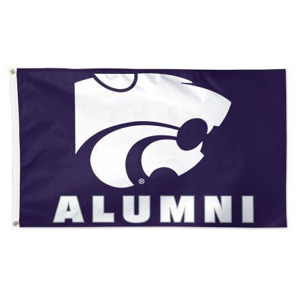 Kansas State Wildcats Alumni Flag - Deluxe 3' X 5'