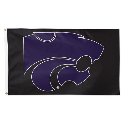 Kansas State Wildcats Flag - Deluxe 3' X 5'