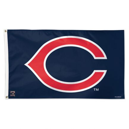 Cleveland Indians / Cooperstown Cooperstown Flag - Deluxe 3' X 5'