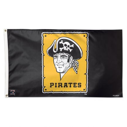 Pittsburgh Pirates / Cooperstown Cooperstown Flag - Deluxe 3' X 5'