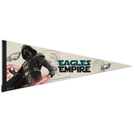 "Philadelphia Eagles / Star Wars Vader Premium Pennant 12"" x 30"""