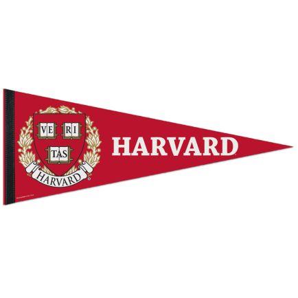 """Harvard Crimson Premium Pennant 12"""" x 30"""""""