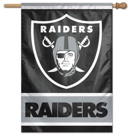 "Las Vegas Raiders Vertical Flag 28"" x 40"""