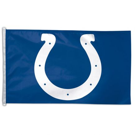 Indianapolis Colts Flag - Team 3' X 5'