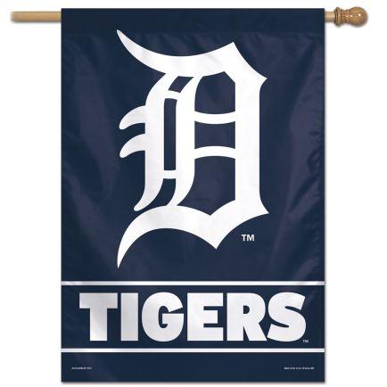 "Detroit Tigers Vertical Flag 28"" x 40"""