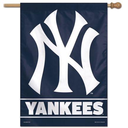 """New York Yankees Vertical Flag 28"""" x 40"""""""