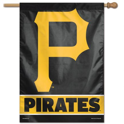 "Pittsburgh Pirates Vertical Flag 28"" x 40"""
