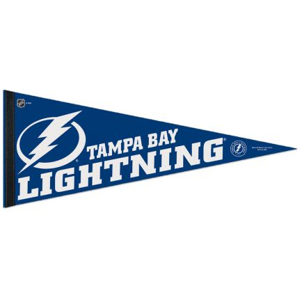 "Tampa Bay Lightning Classic Pennant, carded 12"" x 30"""