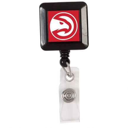 Atlanta Hawks Retractable Badge Holder