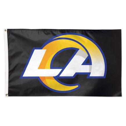 Los Angeles Rams Flag - Deluxe 3' X 5'