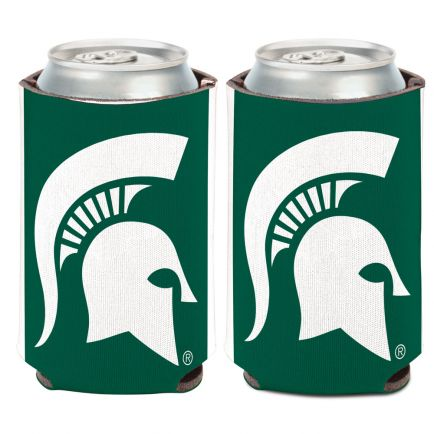 Michigan State Spartans Can Cooler 12 oz.