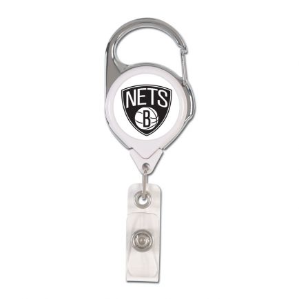 Brooklyn Nets Retrct 2S Prem Badge Holders