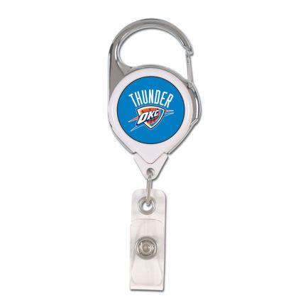 Oklahoma City Thunder Retrct 2S Prem Badge Holders