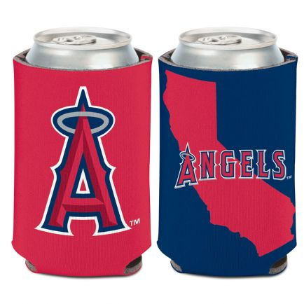 Angels STATE SHAPE Can Cooler 12 oz.