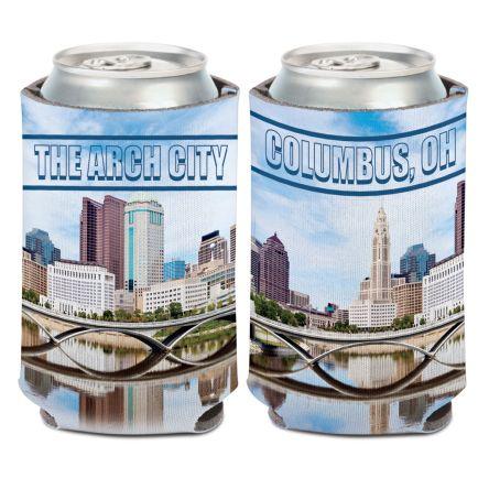 City / Ohio COLUMBUS Can Cooler 12 oz.