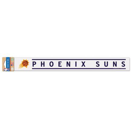 "Phoenix Suns Perfect Cut Decals 2"" x 17"""