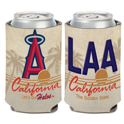 Angels State plate Can Cooler 12 oz.
