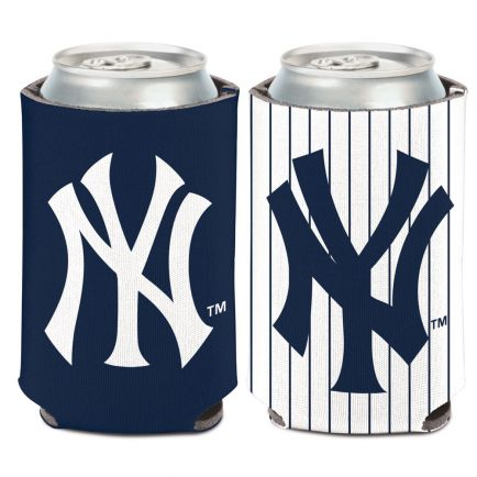 New York Yankees 2 color Can Cooler 12 oz.