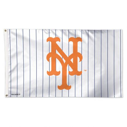 New York Mets Flag - Deluxe 3' X 5'