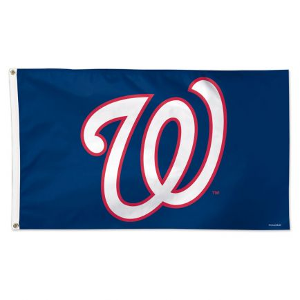 Washington Nationals Flag - Deluxe 3' X 5'