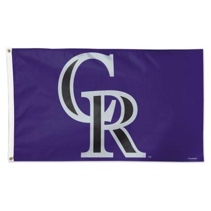 Colorado Rockies Flag - Deluxe 3' X 5'