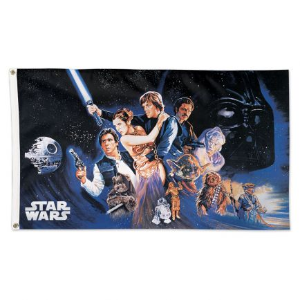 Original Trilogy / Original Trilogy Episode 6 Flag - Deluxe 3' X 5' Poster Collage