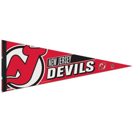 "New Jersey Devils Premium Pennant 12"" x 30"""