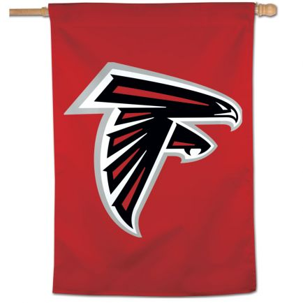 "Atlanta Falcons Logo Vertical Flag 28"" x 40"""
