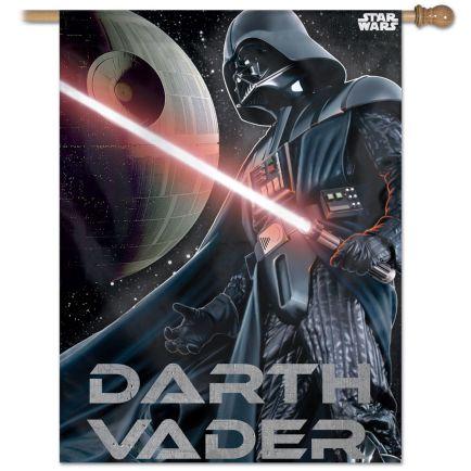 "Original Trilogy / Original Trilogy Vertical Flag 28"" x 40"" Darth Vader"