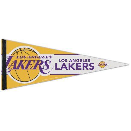 "Los Angeles Lakers Premium Pennant 12"" x 30"""