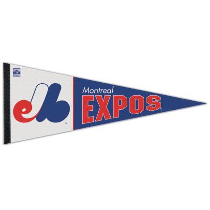 "Washington Nationals / Cooperstown Premium Pennant 12"" x 30"""