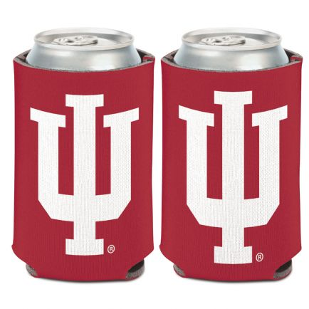 Indiana Hoosiers stock Can Cooler 12 oz.