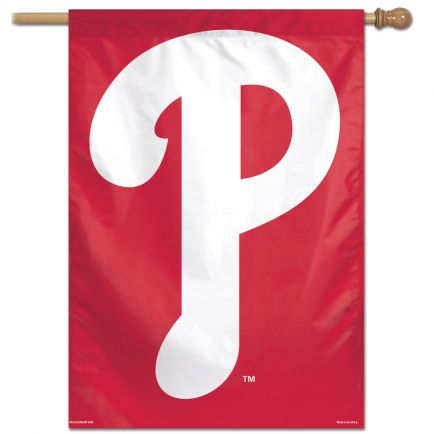 "Philadelphia Phillies Vertical Flag 28"" x 40"""