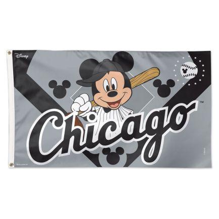 Chicago White Sox / Disney Flag - Deluxe 3' X 5'