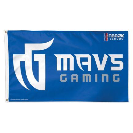 Mavs Gaming Dallas Mavericks Flag - Deluxe 3' X 5'