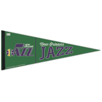 "Utah Jazz / Hardwoods HARDWOOD CLASSIC Premium Pennant 12"" x 30"""