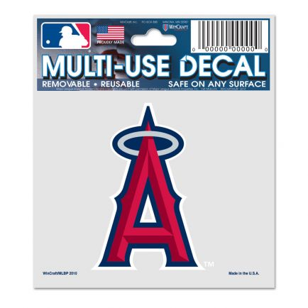 """Angels Multi-Use Decal 3"""" x 4"""""""