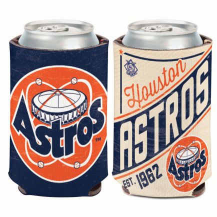 Houston Astros / Cooperstown Can Cooler 12 oz.