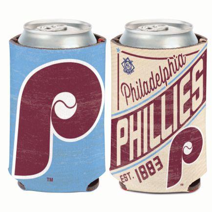 Philadelphia Phillies / Cooperstown Can Cooler 12 oz.
