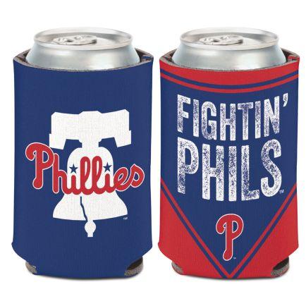 Philadelphia Phillies Slogan Can Cooler 12 oz.