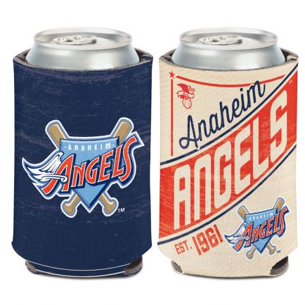 Angels / Cooperstown Can Cooler 12 oz.