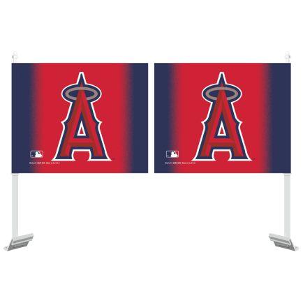 "Angels Car Flag 11.75"" x 14"""