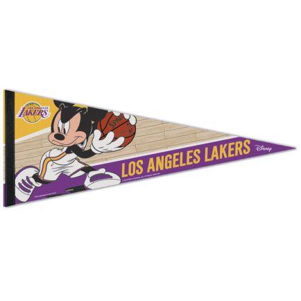 "Los Angeles Lakers / Disney Premium Pennant 12"" x 30"""
