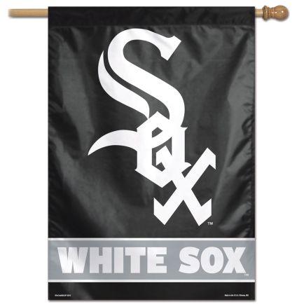 "Chicago White Sox Vertical Flag 28"" x 40"""