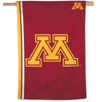 """Minnesota Golden Gophers Vertical Flag 28"""" x 40"""""""