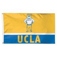 UCLA Bruins / Vintage Collegiate Flag - Deluxe 3' X 5'
